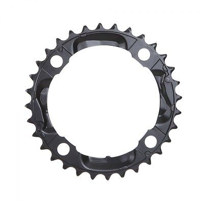 NEW Shimano 32T 9-Speed Chainring Black for Deore FC-M590 / FC-M591 Crank 104mm