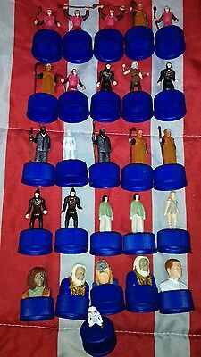 The planet of the apes Pepsi bottle caps set of 26