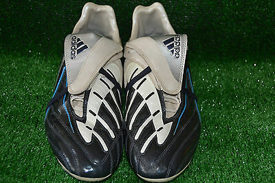 Rare Adidas Predator Powerswerve Traxion Fg  Football Boots Cleats Size 9.5