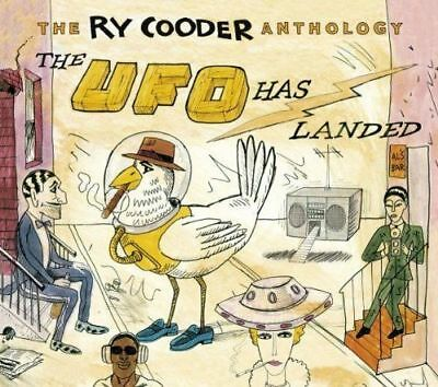 Ry Cooder - Anthology: The Ufo Has Landed NEW CD