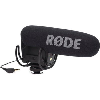 """Rode"" RØDE Stereo Video Mic Pro On Camera DSLR Broadcast Microphone"