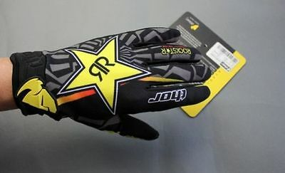 THOR Rockstar Enduro Motocross Motorcycle Gloves Off-road