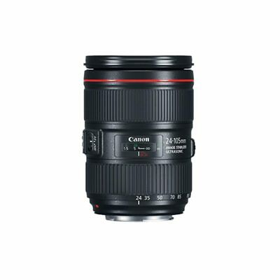 Canon EF 24-105mm F4L IS II USM (Bulk White Box) Ship From EU Nouveau