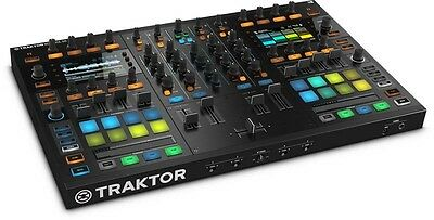 Native Instruments TRACTOR Control S8