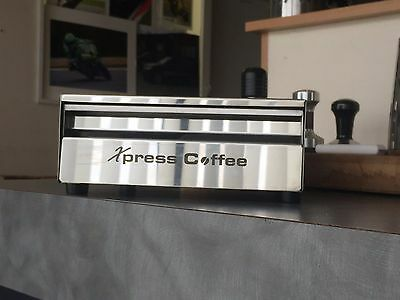 Xpress Coffee Stainless Knock Out Drawer - Ideal for Domestic Use