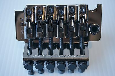 Floyd Rose® Gotoh Tremolo & Locking Nut Cosmo Black