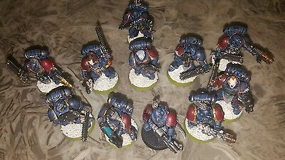 Warhammer 40k Space Marines - Space Wolves