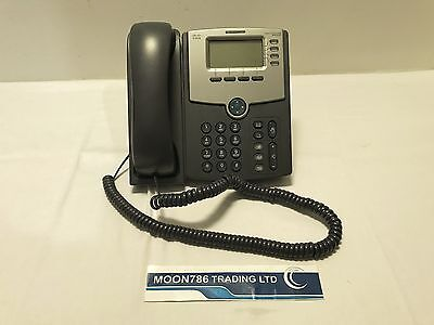 Cisco Spa504G 4-Line Ip Phone With Display Poe And Pc Port No Adapter - Ref T807