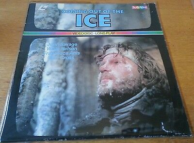 Coming Out Of The Ice - Laserdisc - Pre Cert Pal Uk Spectrum Rare