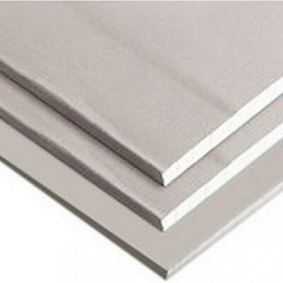 STANDARD PLASTERBOARD SHEETS 8 x 4 - CHEAPEST BUNDLE DEALS [9.5MM AND 12.5MM]