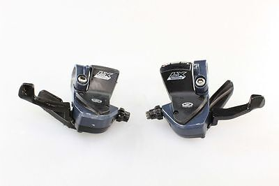 Shimano Deore LX - 3 x 9 Speed - Pair - MTB Gear Shifter (SKU: SH307)