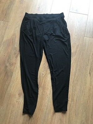 New Look Maternity Trousers 12 Black