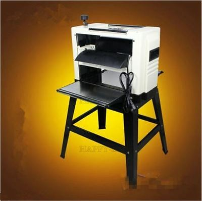 """12-1/2"""" Brand New Tables/ Knives 220V Woodworking Thickness Planer 1500W T"""