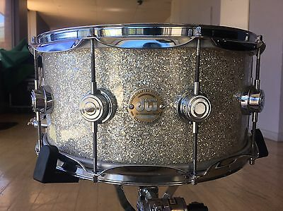 DW Collectors Series Maple 14x7 Snare Drum