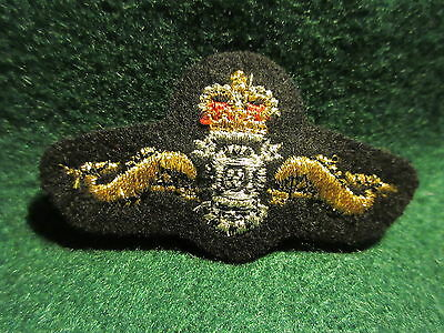RCN Royal Canadian Navy Clearance Diver Skill Badge for Mess Dress