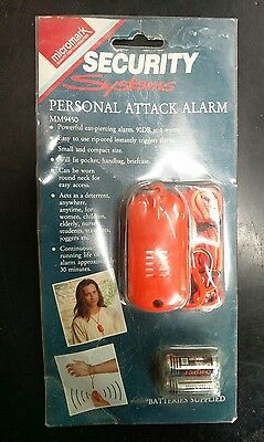 Mircomark Secruity Personal Attack Alarm