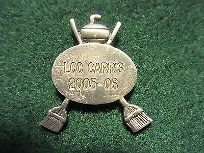 LCC CARR'S 2005-06 Curling Pin
