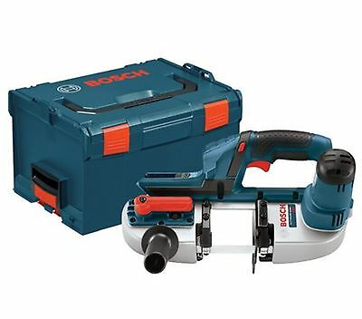 Bosch Portable Band Saw Variable Speed Side Handle Home Work Cutting Tool Only