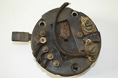 """1930s Westinghouse 10"""" Electric Oscillating Fan Switch Antique"""