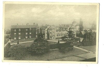 Chesterfield - a printed photographic postcard of Mount St. Mary's College