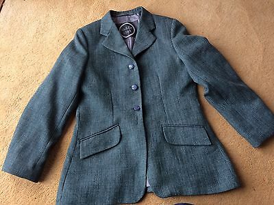 """Hacking Jacket Child's 26"""" Though More Like A 30"""""""