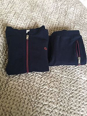 Gucci Boys 6 Years Navy Tracksuit
