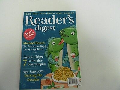 Reader`s Digest - February 2017