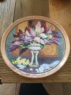 Royal  Doulton Heirloom Lilacs And Lace By Katherine Austin Limited Edition