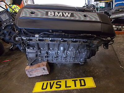 Bmw 3 Series 325 Ci, 2.5L Petrol, Complete Engine, 2002-2007