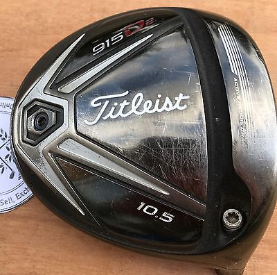 TITLEIST 915 D2 10.5 DEGREE Driver HEAD
