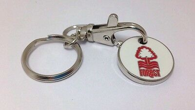 Nottingham Forest Trolley Token x 2 tokens