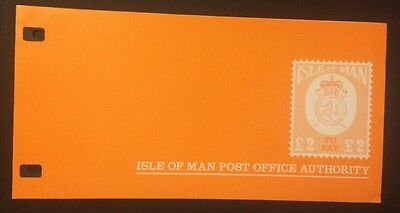 Isle Of Man Mint To Pay Stamps 1982 Presentation Pack