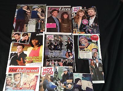 Justin Timberlake - Clippings/Cuttings/Articles