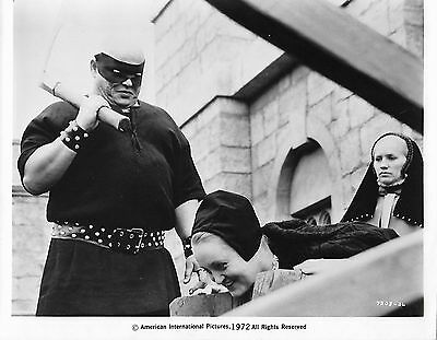 Carry On Henry Viii - Patsy Rowlands - Rare 1972 Usa Black And White Movie Still