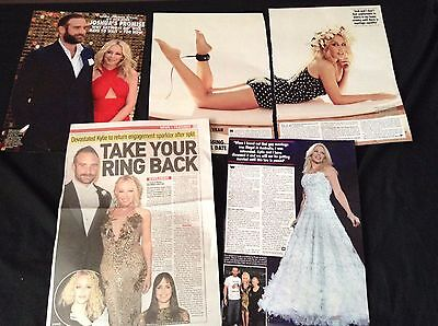 Kylie Minogue - Clippings/Cuttings/Articles