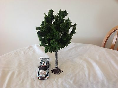 Scalextric Digital/analog Track Scenery Tree, Post To Uk Only