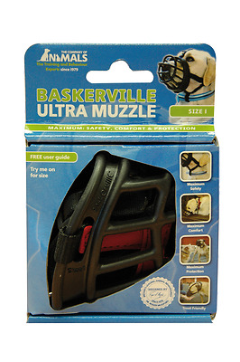 Baskerville Dog/Puppy Ultra Muzzle