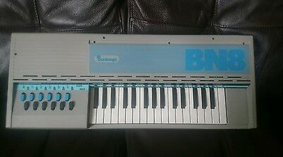 Electronic Keyboard Air Powered - Botempi BN-8 Made in Italy