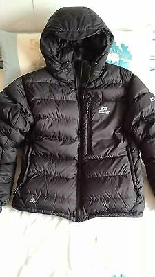 Mountain Equipment K7 Mens Down Jacket rrp £350
