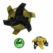 SoftSpikes Cyclone Golf Spikes Cleats Fast Twist Thread set