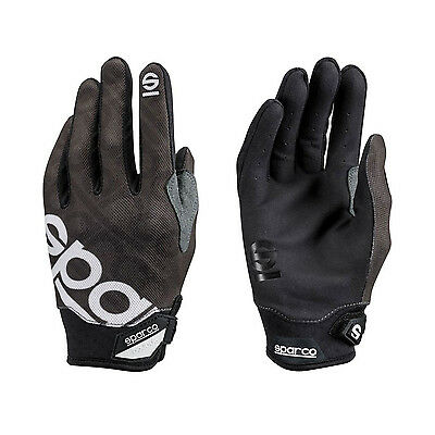 2017 Sparco Mechanic Gloves MECA-3 black s. 11