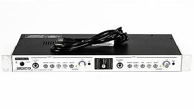 Aphex 207D 2-Channel Tube Mic Preamp w/ Digital Out 207-D U072409