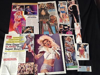 Lady Gaga - Clippings/Cuttings/Articles