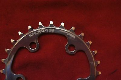 """Couronne(28 S-74)  Specialite  ''ta"""" Neuve. Compatible  Campagnolo '' Racing T"""""""
