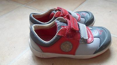 Kids  clarks trainers shoes size 9.5F