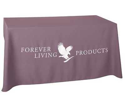 Barely Used Forever Living Table Cloth - Genuine