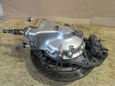 01-16 Honda Goldwing Gl1800 Rear Differential Rotor & Caliper Final Drive