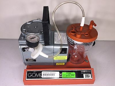 Gomco 3001 Tabletop Aspirator Suction Vacuum Pump by Allied Healthcare