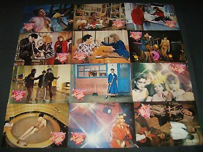 1982 Laberinto de pasiones ORIGINAL SPAIN LOBBY CARD SET Pedro Almodovar