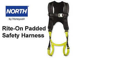 North by Honeywell FP81F/3DDA Rite-On Padded Comfort Safety Harness
